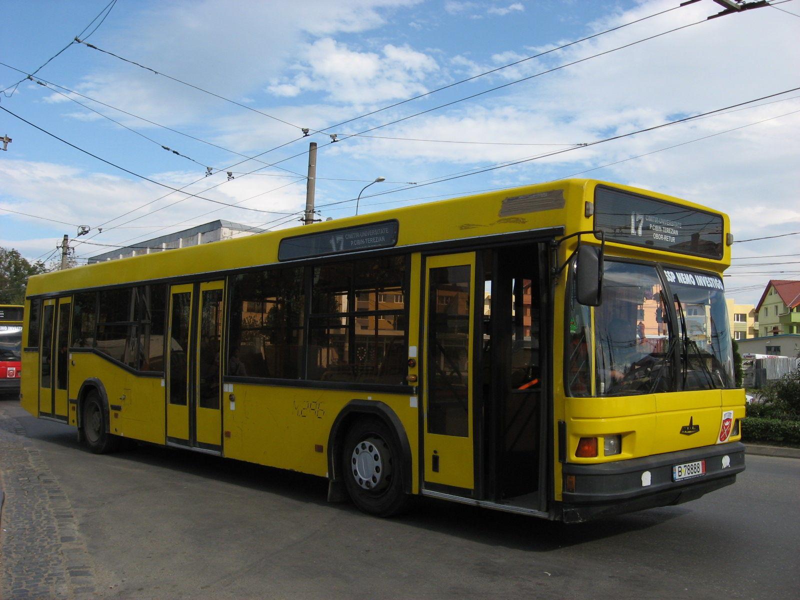 line 888 bus